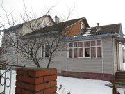 Капитальный дом 120кв.м с теплицей и баней! - Фото 1