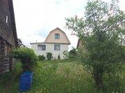 Дом- дача, в жилой деревне, 60 км от МКАД, Чеховский район - Фото 3