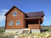 Площево. Новый дом в деревне для постоянного проживания. Магистральный - Фото 4