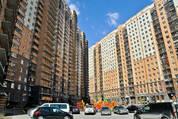Однокомнатная квартира в новом доме на Учительской улице, Купить квартиру в Санкт-Петербурге по недорогой цене, ID объекта - 317029621 - Фото 4
