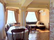 Трёхкомнатная квартира с дорогим ремонтом и мебелью в городе Сочи