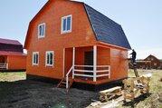 2-этажный дом 100 м2 (брус) на участке 8.7 сот, СНТ весна - Фото 5