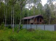 Шикарный участок 15 сот в 2 км от г.Чехов, д.Репниково. - Фото 5