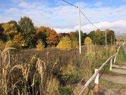Панорамный земельный участок на берегу реки Ока в деревне Подмоклово - Фото 4