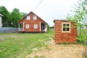 Мебелированный дом из бруса в Бояркино, 151 м2, 8 соток, Рязанское ш. - Фото 2