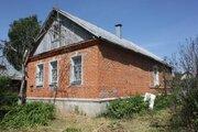 Жилой дом, 35км от МКАД.газ, свет, вода. Отопление агв - Фото 1