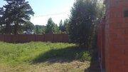 Участок 22 сотоки у реки Лопасня в деревне Бекетово Ступинский район - Фото 4