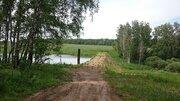 Участок рядом с прудом в Заокском районе, Земельные участки Симоново, Заокский район, ID объекта - 201355828 - Фото 6