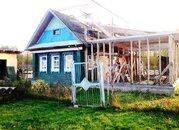 Крепкий бревенчатый дом 41 кв.м на участке 15 соток, Продажа домов и коттеджей Гумнищи, Балахнинский район, ID объекта - 501810039 - Фото 2