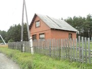 2-этажный недостроенный дом 100 кв.м из кирпича в пос. Коуровка - Фото 3