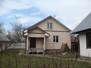 Деревянный дом 12 км от МКАД по Можайскому ш. - Фото 1