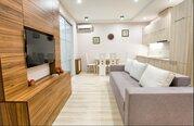 Продам 3 ккв(60м2) в новом доме с отделкой, мебелью и техникой - Фото 1