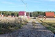 Участок в новом ДНП Лесное - 85 км Щелковское шоссе - д.Курбатово - Фото 1