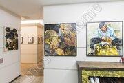 Трехкомнатная квартира в г. Москва, 1-й Зачатьевский пер-к, дом 5 - Фото 3