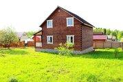 Новый дом из бруса 150 кв.м. на уч. 10 сот, Ярославское шоссе 80 км - Фото 2