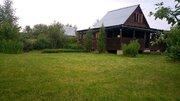 Продается дача в лесу рядом с большим озером, Ступинский район - Фото 5