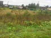 Земельный участок в д. Ситники Клинский район - Фото 1