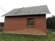 2-этажный недостроенный дом 100 кв.м из кирпича в пос. Коуровка - Фото 4