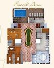 Продажа квартиры, Аланья, Анталья, Купить квартиру Аланья, Турция по недорогой цене, ID объекта - 313140282 - Фото 7