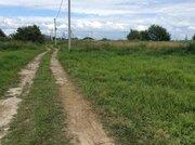Участок в деревне Московской области срочно - Фото 1