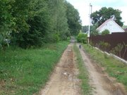 &189; участка -11соток с 1/4 старого дома в д.Канищево, Ступинский р-он - Фото 3
