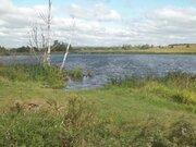 16 соток в Можайском районе на берегу озера - Фото 1