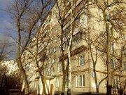 3-х к. квартира : г. Москва, Волжский б-р, д.4 к 3 - Фото 1