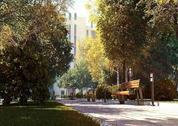 1-комн. апарт, 62,1 кв.м, м. Алексеевская, ЖК «Парк Мира» - Фото 4