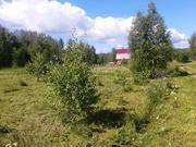 Участок в СНТ Милягино Чеховского района - Фото 1