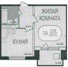 2 к.кв. г. Подольск, ул. Академическая, д. 8