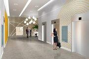 Офис с отделкой в новом Бизнес центре класса «А», ЦАО, 29 000 м2 - Фото 4