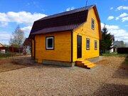 Дом 80 кв м на уч-ке 7 сот, Можайское ш,48 км от МКАД - Фото 2
