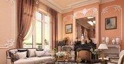 3-комнатная квартира 141,5 кв.м. в доме делюкс-класса в ЦАО г. Москвы