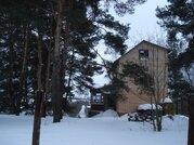 Продам участок 20 соток дом 140 кв.м недострой 28 км от Москвы - Фото 1