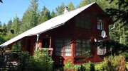 Уютный дом в сосновом лесу в пос. Мельничные Ручьи, Приозерский район