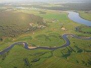 Участок под ИЖС возле соснового бора на реке Тьма в 12 км от Твери - Фото 1