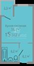 Продам 1-комн. квартиру, Червишевский тракт, Червишевский тракт, 473 - Фото 4