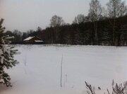 Участок 20 соток для ИЖС в д. Зыкеево 45 км от МКАД - Фото 1