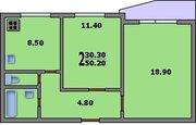 Продается 2 квартира в г.Зеленоград, к.1506 - Фото 3