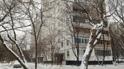 1-комн. квартира 36 кв.м. без отделки,1-я Напудная,5, м. Бабушкинская - Фото 1