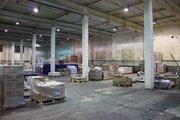 Аренда 830 кв под склад производство