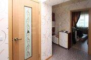 Трехкомнатная квартира с земельным участком и подсобным помещением. - Фото 4