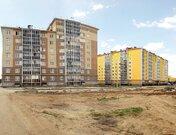 Новая двухкомнатная квартира, пгт. Медведево, ул. Кирова, 13, 9/9п. - Фото 3