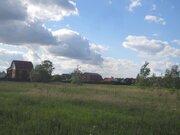 Живописный участок на берегу реки Ока д. Лужки, Симферопольское шоссе - Фото 4