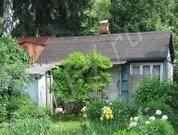 2 дачных дома на 9 сотках в Загорянке (Щелковский р-н) - Фото 1