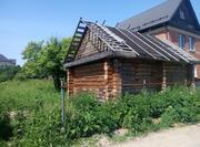 Продаётся участок с баней в п. Молоди Чеховского района. - Фото 5
