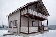 Жилой дом в д. Судниково, г.Солнечногорск на 12 сотках.