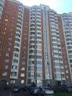 Однокомнатная квартира, Москва, Некрасовка, 2-я Вольская 7к1 - Фото 1