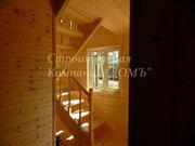 Новый дом с верандой и балконом в соснах у реки - Фото 5