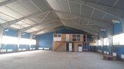 Ангар в аренду на строительном рынке Красная Пресня - Фото 3